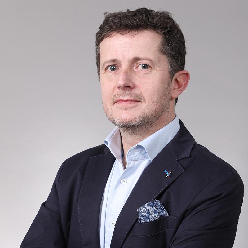 Dr Thomas Bernasconi